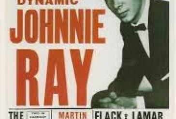 "Jonny Ray … ""Cry"""