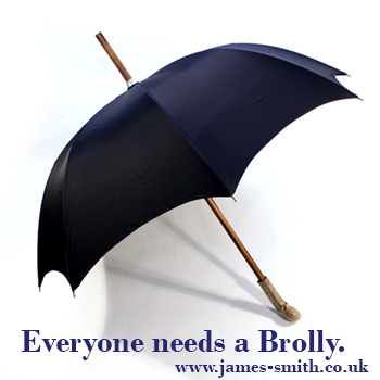 Brolly James Smith UK