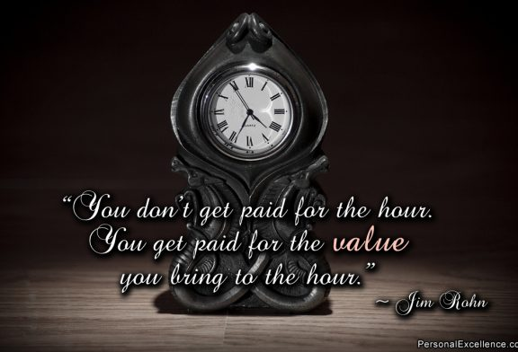 TIME MANAGEMENT OR PLANNING AHEAD