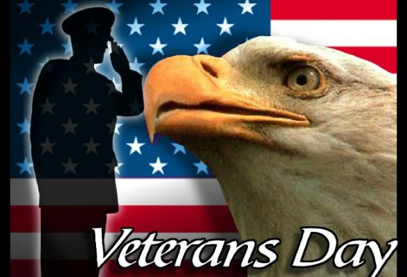 ASSISTED LIVING FACILITY HONORS VETERANS!